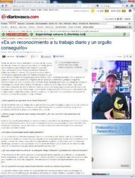 Diario Vasco - Premio Verano Azul