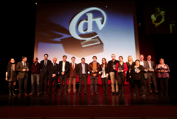 DVsariak 2012 finalistak