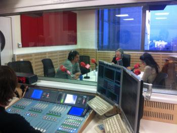 Andoni Euskadi Irratiko Mezularia programan