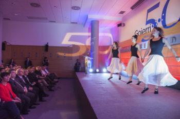 Acto del 50 aniversario de Goierri Eskola