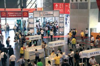 máquina herramiena en Shangai