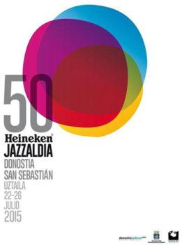 Cartel del 50. Jazzaldia
