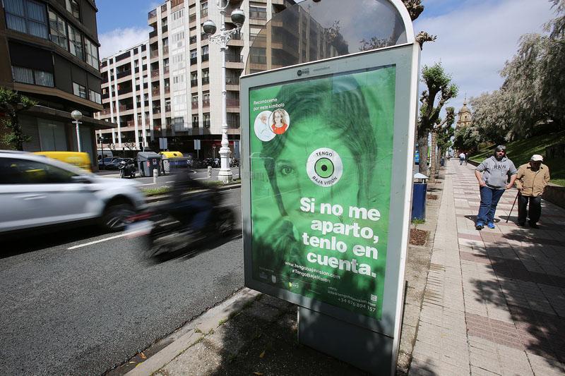 """Campaña Begisare - """"Tengo Baja Visión"""""""