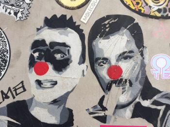 Arte callejero en Roma